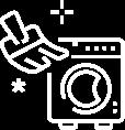 Nettoyage de conduits de sécheuse - icône