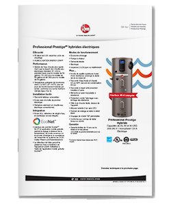Climatisation Chauffage et Services Nor-Can guide Rheem